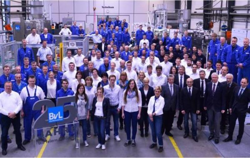 2014 – 25 Jahre Mitarbeiter