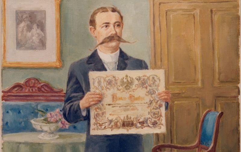 1860 – Gründung
