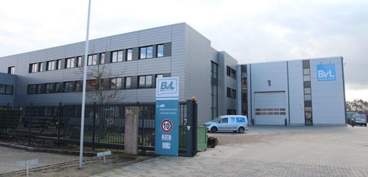 Neues Bürogebäude von BvL mit höchstmöglicher Energie-Effizienz ausgestattet