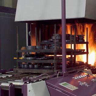 硬化热处理和铸造