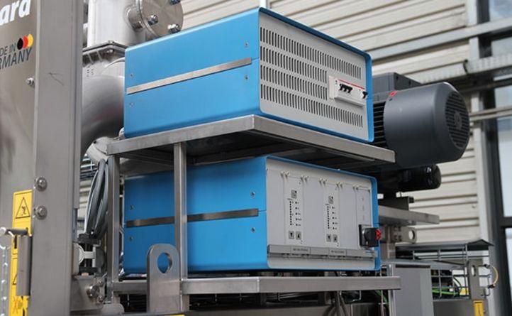 Ultraschallreinigung in der Industrie
