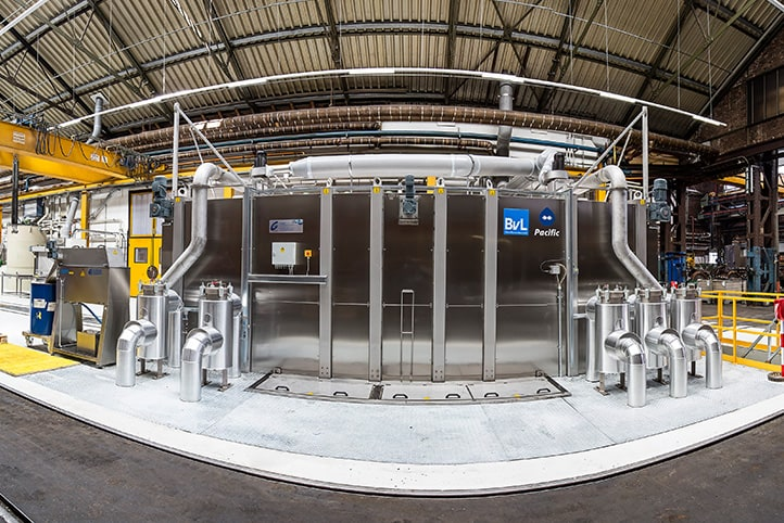 Grundlagen der Reinigungstechnik für Bahnkomponenten