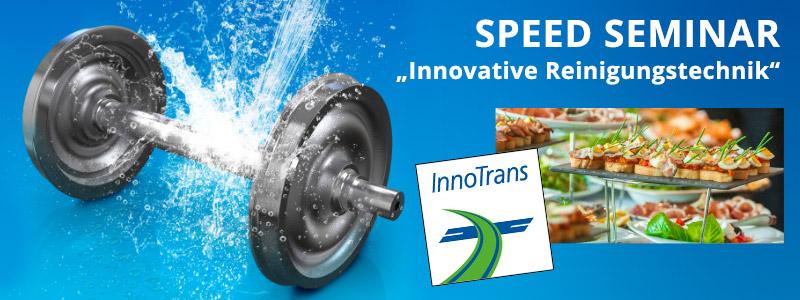 InnoTrans - Speed Seminar