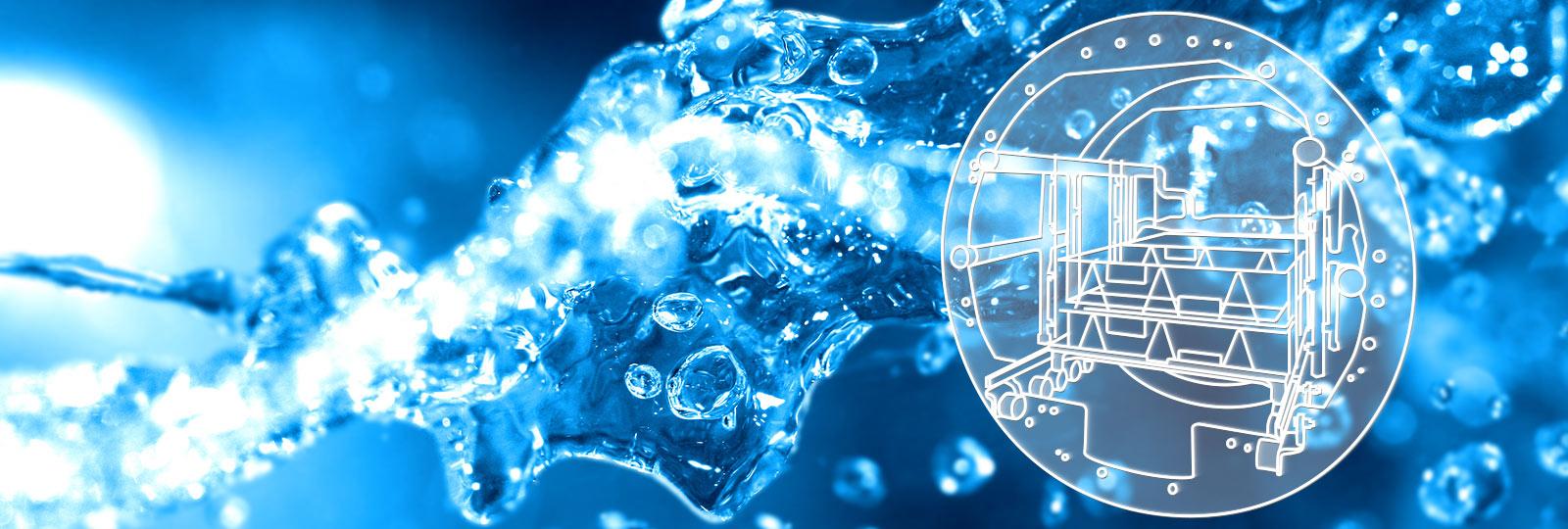 BvL produziert industrielle Reinigungsanlagen auf wässriger Basis.