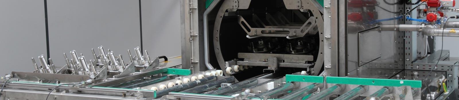 Voll funktionsfähige und gut erhaltene BvL Gebraucht- und Vorführanlagen direkt vom Hersteller