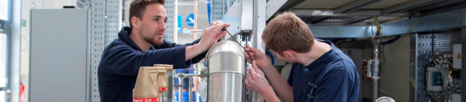 Optimierung und Anpassung einer BvL-Reinigungsanlage