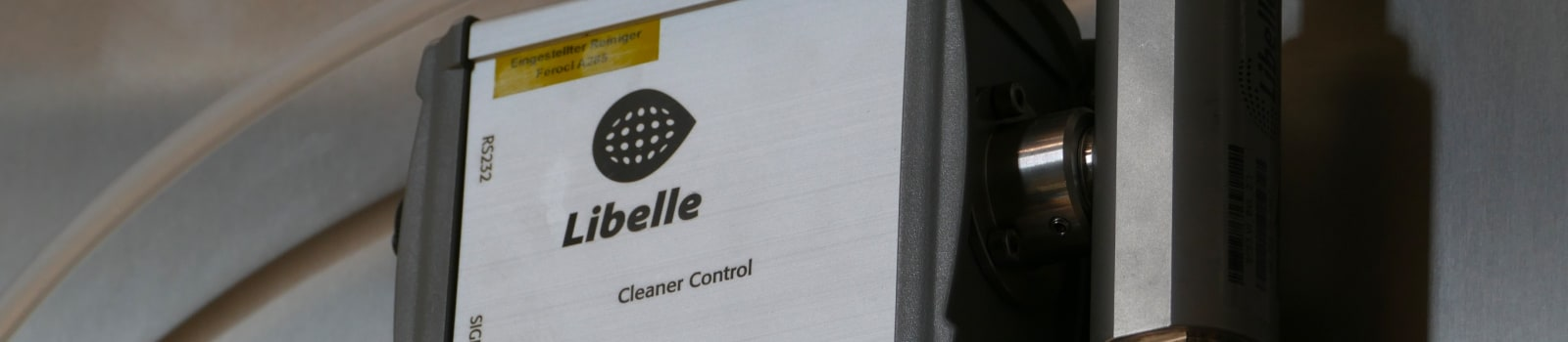 Libelle Cleaner Control